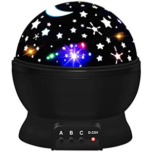 Moon and Stars Night Light Projector Constellation Lamp (B07P7VH3TG), Amazon Price Tracker, Amazon Price History