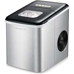 Countertop Ice Maker Portable Ice Machine by Crownful (IM2102-UL) (B082C9ML88), Amazon Price Tracker, Amazon Price History