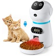 Automatic Cat Food Dispenser Timer Cute Cat Feeder Station by isYoung (B086BGZMB1), Amazon Price Tracker, Amazon Price History