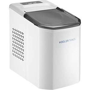 Automatic Self-Cleaning Portable Electric Countertop Ice Maker Machine With Handle, 9 Bullet Ice Cubes Ready in 7 minutes, Up to 26lbs in 24hrs With Ice Scoop and Basket (B08BDKHFXL), Amazon Price Drop Alert, Amazon Price History Tracker