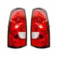 2004-2007 Chevy Silverado 1500 & 2500 Tail Lights (Set of 2) (130835587809), eBay Price Tracker, eBay Price History