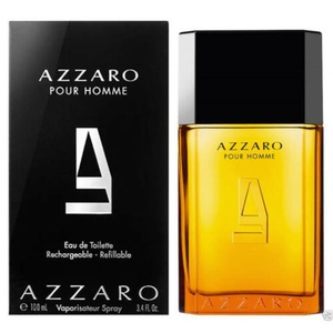 AZZARO pour HOMME Cologne 3.3 oz / 3.4 oz Spray New in Box (Rechargeable) (291987472490), eBay Price Drop Alert, eBay Price History Tracker