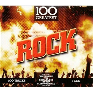 VARIOUS ARTISTS - 100 GREATEST ROCK NEW CD (382362243782), eBay Price Drop Alert, eBay Price History Tracker